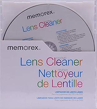 Memorex CD/DVD Lens Cleaner
