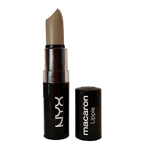 NYX - Macaron Lippie - 10 Black Sesam - Lippenstift - Pastell - Neon Lipstick - Make Up
