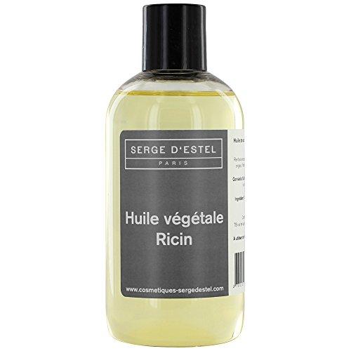 Huile de Ricin 250ml 100% Pure 1ère Pression à Froid Qualité Premium Spécial Chute de Cheveux Favorise et Stimule la Repousse du Cheveux Soin Anti Chute de Cheveux.