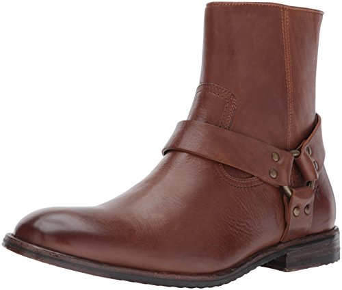 FRYE Men's Sam Harness Boot, Whiskey, 7 D US