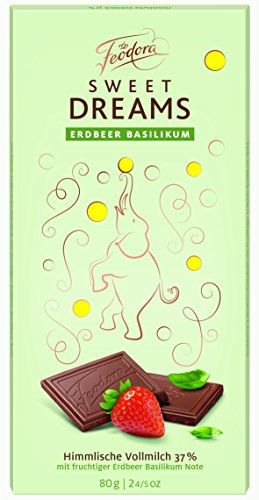Feodora Tafel Erdbeer Basilikum, 1er Pack (1 x )