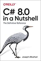 C# 8.0 in a Nutshell: The Definitive Reference Front Cover