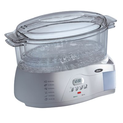 Check Out This Oster Inspire 5715 Digital Food Steamer - White