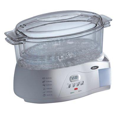 Oster Inspire 5715 Digital Food Steamer - White