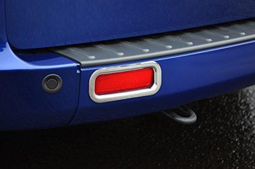 Chrome arri/ère Tailgate Poign/ée Trim Coque pour sadapter au Transit Custom 2012/+