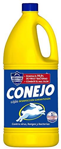 Lejía Conejo Amarilla - 2L