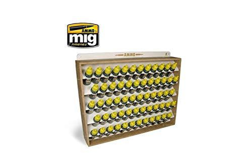 AMMO A.MIG-8005 17 ml Munitions-Aufbewahrungssystem, Mehrfarbig