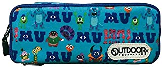 Disney Monsters University x Outdoor W Room Pen Pouch Pencil Case Sulley & Mike