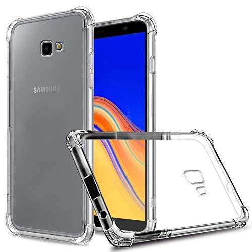 Capinha Capa Anti Shock Impacto Celular Samsung Galaxy J4 Core - SM-J410, Tela 6 Polegadas