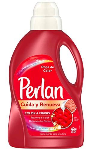 Perlan Cuida y Renueva Detergente Liquido para Ropa de Color - 1250ml