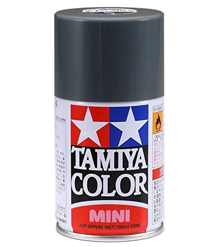 TAMIYA - 85040 - TS40 NOIR METALLISE