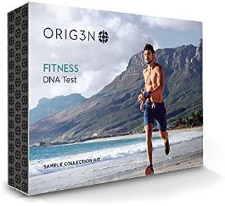 ORIG3N Genetic Home DNA Test Kit, Fitness