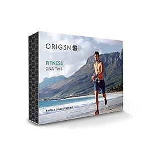 fitness nutrition ORIG3N Genetic Home DNA Test Kit, Fitness