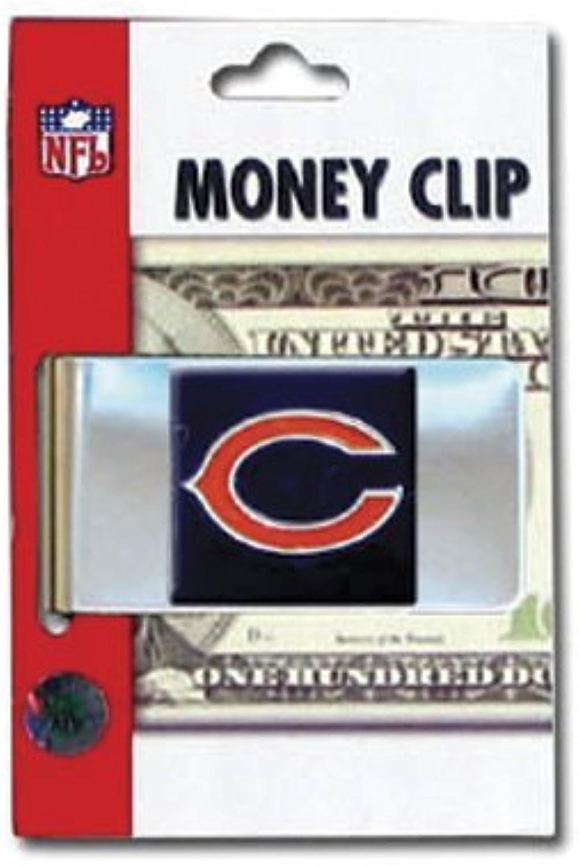 Licensed NFL Bears Money Clip