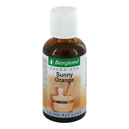 Bergland sauna-opgietsel Sunny Orange 50 ml
