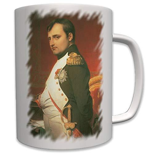 Napoleon Bonaparte-Frankreich Feldherr König Kaiser Stratege Bild - Tasse #7709