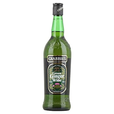 70cl Crabbies Green Ginger Wine (Case of 6)