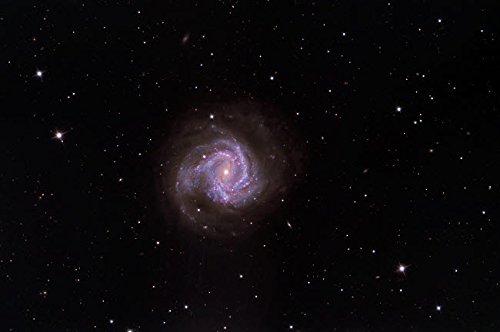 Preisvergleich Produktbild The Poster Corp Ken Crawford / Stocktrek Images M61 Spiral Galaxy in Virgo Kunstdruck (86, 36 x 55, 88 cm)