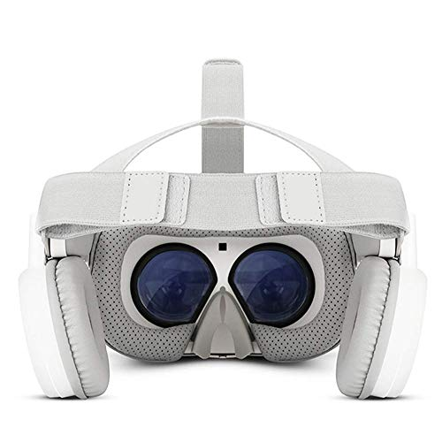 Best Prices! Lcxligang 3D Virtual Reality Headset VR Headset Virtual Reality Glasses 3D VR Adjustabl...