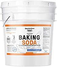 Baking Soda (Sodium Bicarbonate) (5 gallon) by Unpretentious Baker, Resealable Bucket, Restaurant Quality, Highest Purity, Food & USP Pharmaceutical Grade