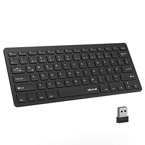 Jelly Comb -   2.4G Funktastatur,