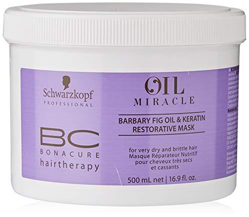 Schwarzkopf Professional BC Oil Miracle Barbary Fig Oil Mascarilla - 500 ml