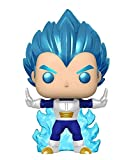 Funko Pop! Animation – Dragon Ball Super – Vegeta (Powering Up) (Metallic) Exclusive to Chase And Sp...