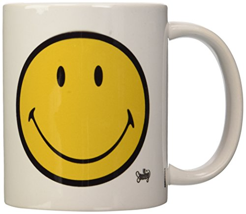 Smiley Kaffeetassen, Mehrfarbig