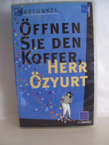 Öffnen Sie den Koffer, Herr Özyurt