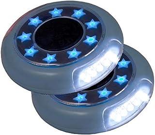 Buggylight Kinderwagenlicht Blau Doppelpack 2 Stück