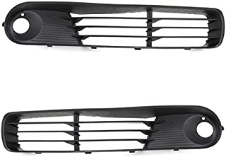 Koolzap For NEW 05-09 G5 Front Bumper Grill Grille Insert Assembly Left Right Side PAIR SET