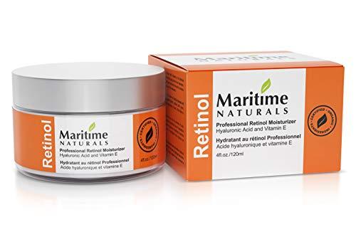 Hydratant pour le Visage au Rétinol de Qualité Supérieure de Maritime Naturals - 3