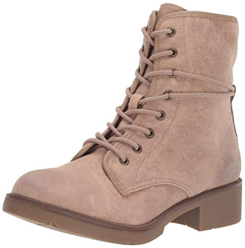 Rock & Candy Women's Hurley Fashion Boot, Taupe, 10 Medium US