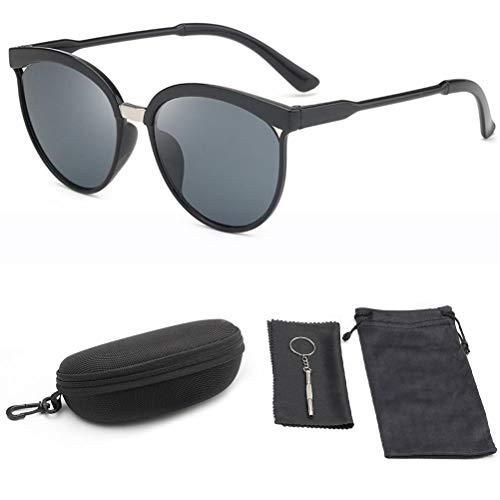 PEPENE Gafas de sol clásicas, gafas de sol de protección UV 400 para mujer, gafas de sol de playa para hombres al aire libre de viaje