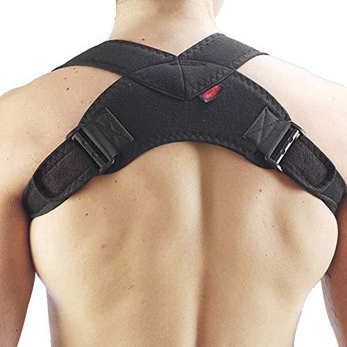 Schlüsselbein kette - Fixierung. Clavicula bandage. unterstützung bei Rücken-und Schulterschmerzen für Männer Frauen kinder