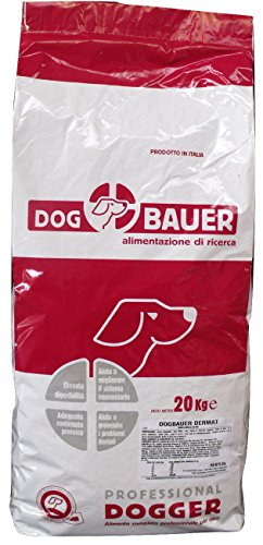 DOG BAUER alimentazione di ricerca Dermat (20Kg)