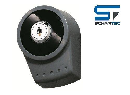 Schlüsseltaster Schartec SKS für Garagentorantrieb - Schlüsselschalter Garagentor - Torantrieb - Hörmann Sommer Marantec Ecostar kompatibel