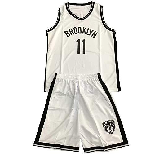 FILWS Kinder Basketball Jersey Irving Durant Basketball Kleidung Kinder Basketball Uniform Set Männer Und Frauen Kinder Trainingskleidung
