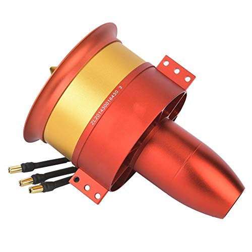 EBTOOLS RC Part RC Motor, Ducted Fan Motor, for RC Multifunction Use DIY RC Airplane(8S Limited Price 255.00 USD)