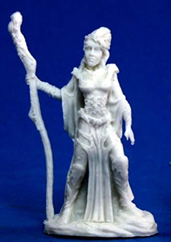1 x Autumn BRONZELEAF - Reaper Bones Miniatura para Juego de rol Guerra - 77069