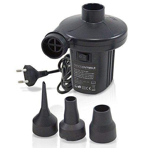 Bomba de aire eléctrica para exteriores, 220-240 V, 130 W
