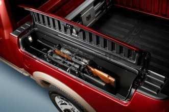 RAM 82213065AD 1500,2500,3500,4500 RamBox Holster