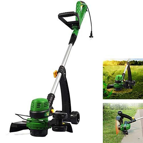 CETLFM Kleiner Elektrischer Rasenmäher, Garten Und Rasenmäher, Multifunktionale Wiederaufladbare Tragbare Rasenmäher.