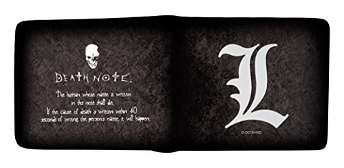 Cartera Death Note L Vinyl