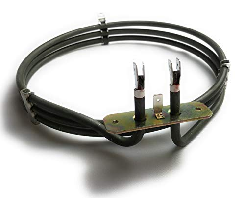 3 Turn Circular Heater Element Kenwood For Fan Oven/Cookers (2500w)