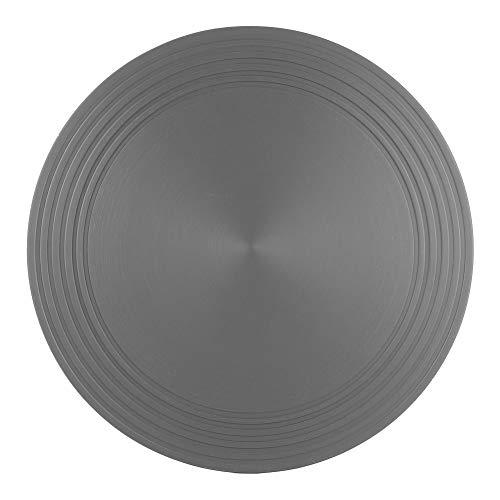 Auftauteller, rundes Fleisch Fleisch Schnelles Auftauen Auftautablett Wärmeübertragungsplatte 28cm Küchenzubehör