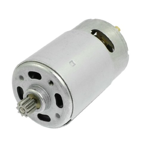 DC 18 V 9 tanden schacht Gear motor vervanging voor oplaadbare elektrische boormachine