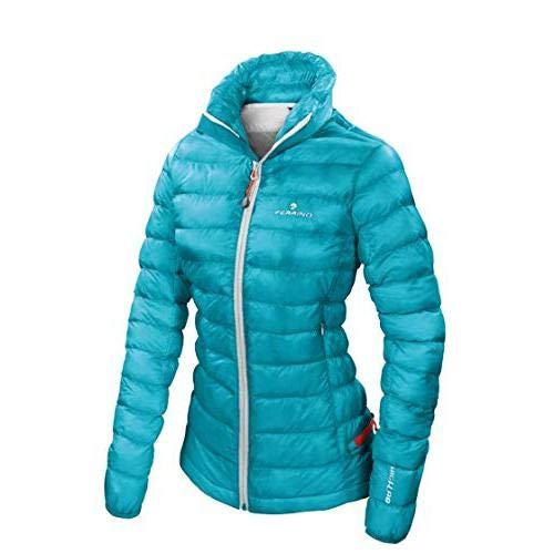 Ferrino Saguaro Giacca, Donna, Donna, giacca, 21364R14_S, Azzurro, S