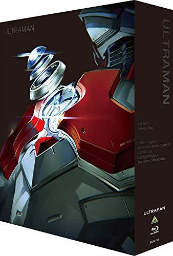 【店舗限定特典あり】ULTRAMAN Blu-ray BOX Limited Edition(初回限定生産)(『ULTRAMAN』3DCGメイキング解説書(84P)付)(『ULTRAMAN』Blu-ray BOX限定コミック(44P)付)
