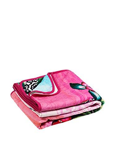 Desigual Decke Cadaques rosa 180 x 270 cm